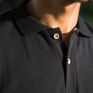 POLO HOMME NOIR - Made in...